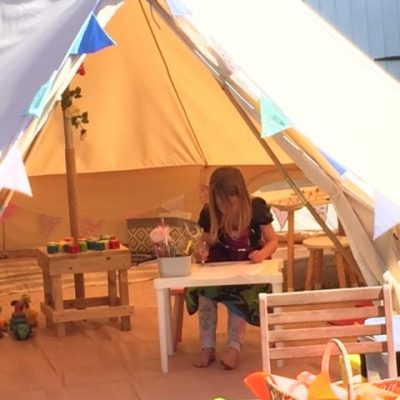 Play Tent April Esme